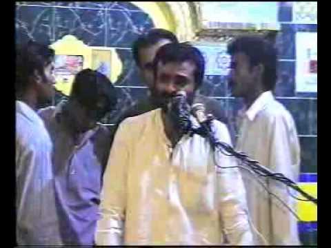 Zakir Qazi Waseem Abbas Paka oh janti ae Allah Allah qaside...