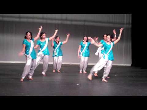 IAD Diwali 2010 - Desi GirlSajnajiMarjani Medley