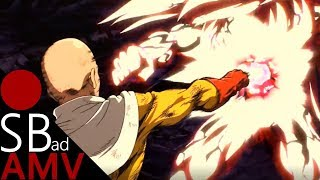 One Punch Man - AMV - NEFFEX - One of a Kind