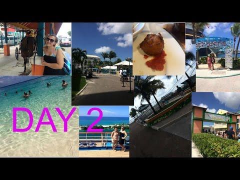 Carnival Victory Cruise Day 2/5 -  Nassau, The Bahamas