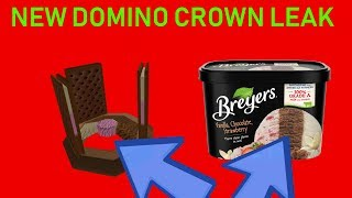 NEW ROBLOX ICECREAM DOMINO CROWN LEAKED!