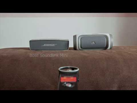 Bose Soundlink Mini vs. JBL Charge