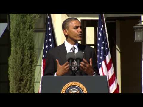 Obama: 'Today we celebrate Cesar Chavez'