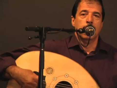 Nazir Latouf oud and vocal improvisation