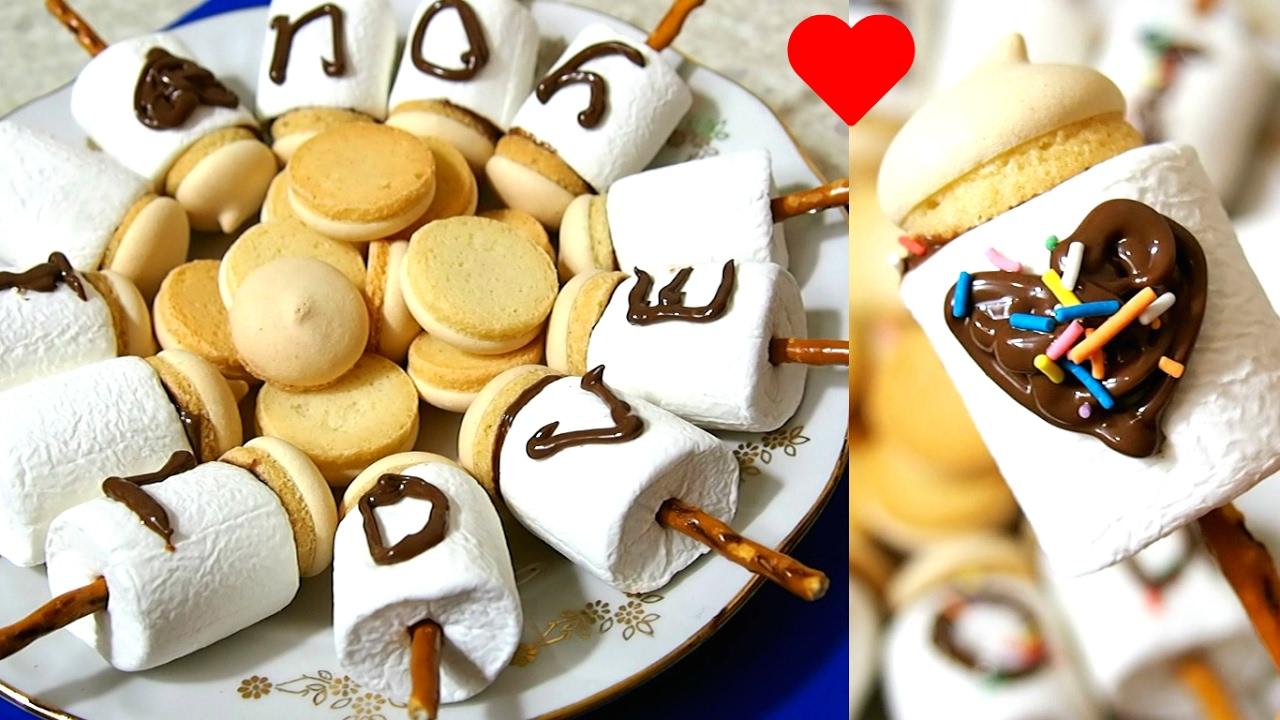 Вкусняшки сладости своими руками 72