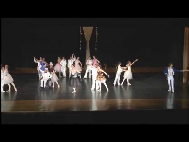 Cinderella Ballet - Midnight Scene