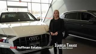 2019 Audi Q8 | Audi Hoffman Estates
