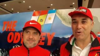 Aspettando la Dakar 2017:  i protagonisti italiani, Graziano Scndola e Gianmarco Fossà