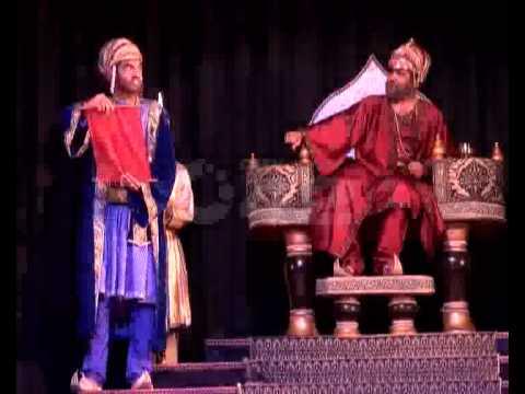 Gcu & The City School Presents Stage Drama Pkg By Raza Zaidi City42 video