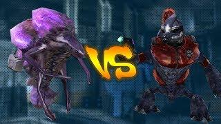 Halo AI Battle - Engineers vs Grunts
