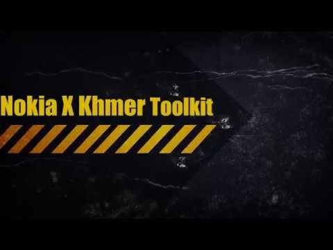 Nokia X Khmer Toolkit V1.02 video