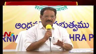 Nakka Ananda Babu Serious Comments On BJP Govt and Governor Narasimhan