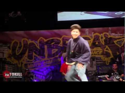 Vicious Victor vs Sunni vs Issei - Who's the best teenager bboy?