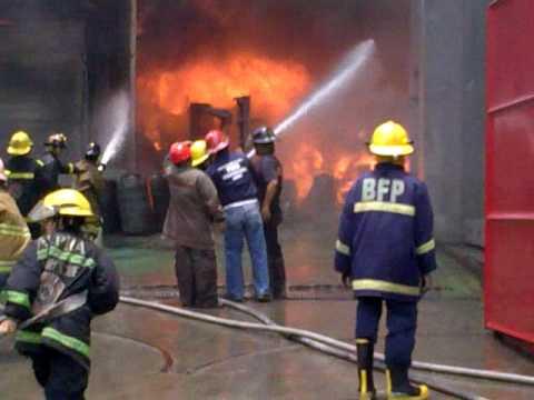 Philippines Valenzuela Fire Fire in Marulas Valenzuela