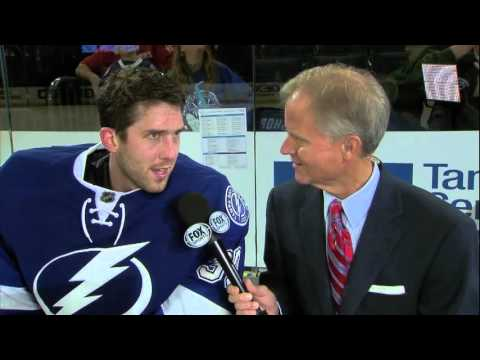 Ben Bishop -- Tampa Bay Lightning vs. Ottawa Senators postgame 12/10/15