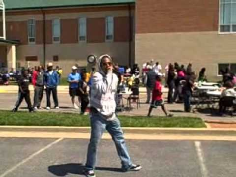 BDOT -Live Performance Woodstream Christian Academy 2011 Pt.1