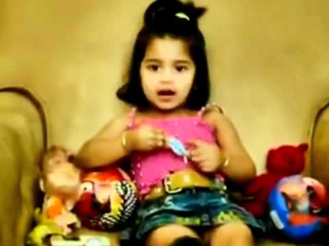 The Most Intelligent Baby Girl In The World - Do You Know What This 3 Year Old Cute Wonder Kid Knows video