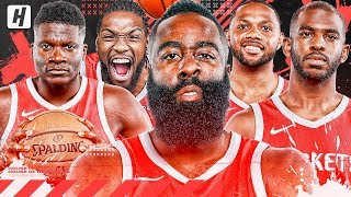 Houston Rockets VERY BEST Plays & Highlights from 2018-19 NBA Season!