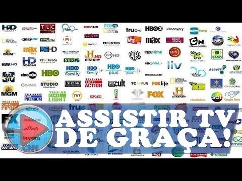 Como ASSISTIR TV a CABO GRÁTIS no CELULAR ANDROID (SEM TRAVAR) ATUALIZADO ‹2017›