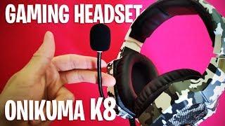 Best Budget Gaming Headset? - Onikuma K8 Review