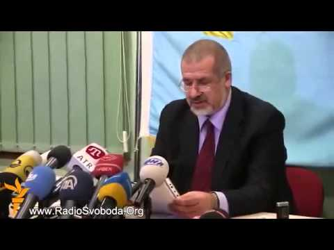 Refat Chubarov Proves Fraud at Illegal Crimean Referendum