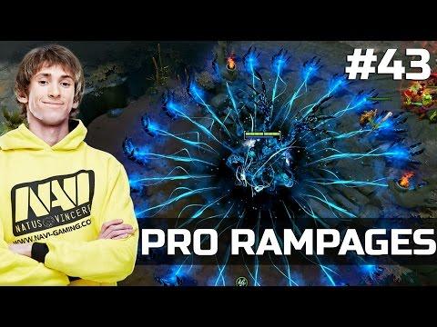 Dota 2 PRO Rampages #43