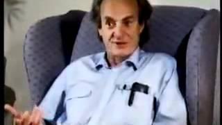 Richard Feynman. Why.