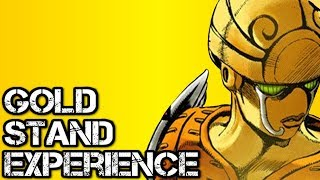 Gold Experience Stand Explained [ JoJo Golden Wind ]