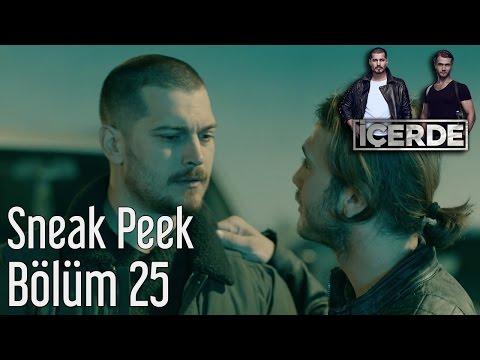 İçerde 25. Bölüm - Sneak Peek