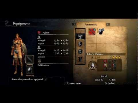 Dragon's Dogma Fastest Way to Level up. Learn Skills and earn Discipline Points Early
