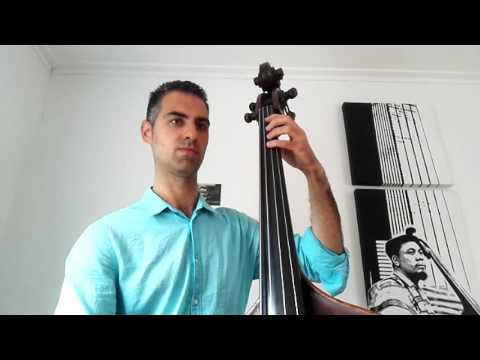 I let a song go out of my heart  Oscar Pettiford Bass