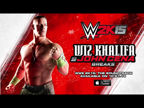 Wiz Khalifa & John Cena - Breaks [Official Audio from WWE 2K15: The Soundtrack]