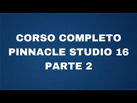 Corso completo Pinnacle Studio 16 - Parte 2 - I testi e i loro effetti