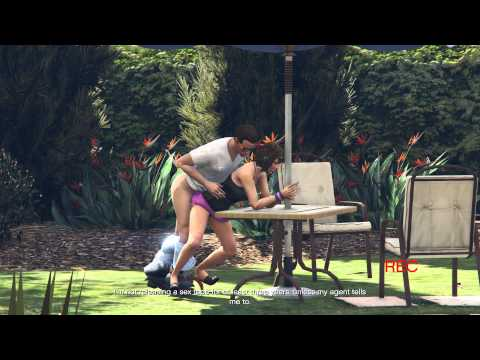 [Grand Theft Auto V] - Celebrity Sex Scene thumbnail