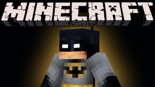Minecraft - Batman Returns