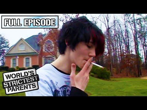 The Atlanta Family | Full Episodes | World's Strictest Parents UK
