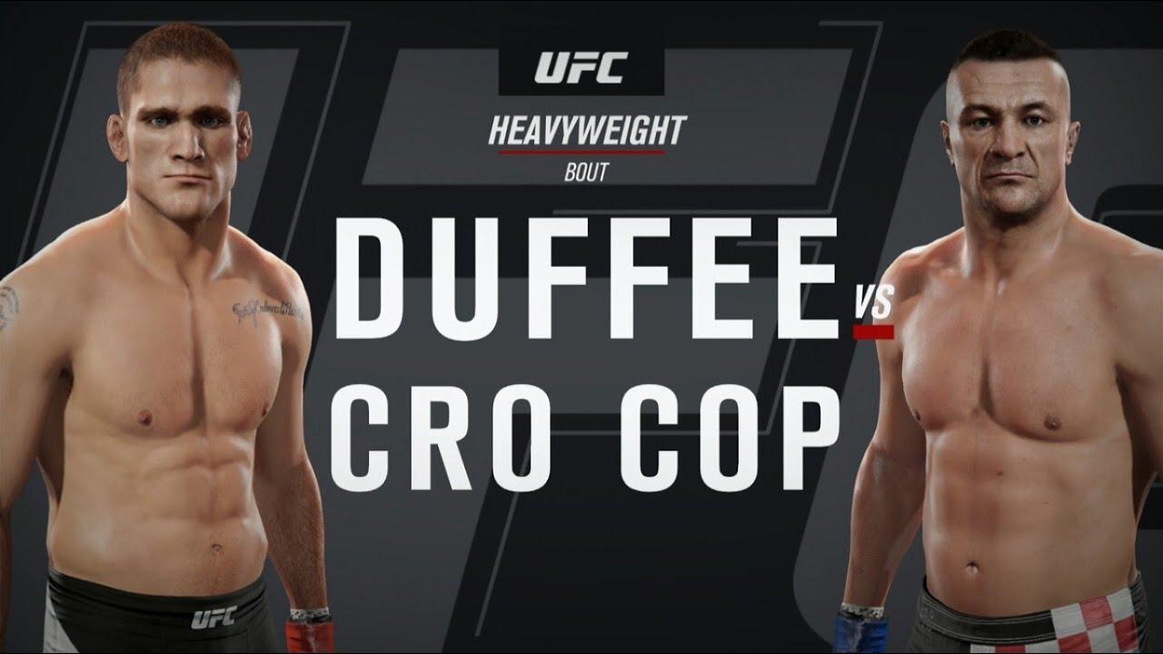 Heavyweights ufc