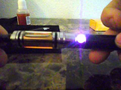 Volcano Inferno Electronic Cigarette Review