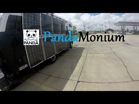 RV Living Vlog: Traveling to Gulfport/Biloxi, Mississippi