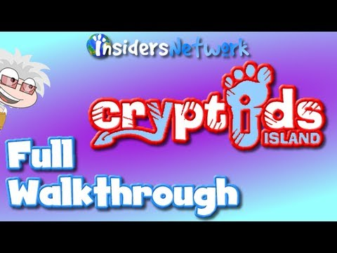  Poptropica: Cryptids Full Walkthrough 