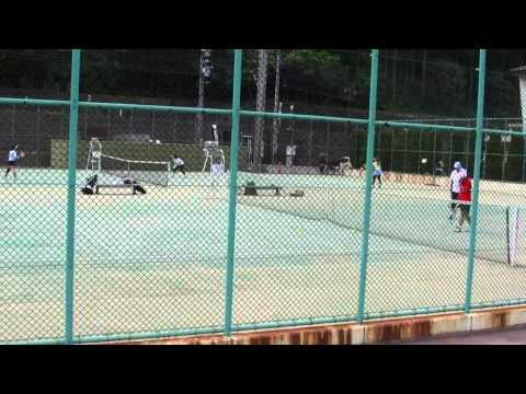 2011 山中温泉ベテランダブルステニス大会