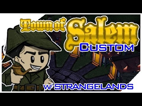 Fun Guy the Spy (Town of Salem Gameplay   Episode 31) [Town of Salem Multiplayer]