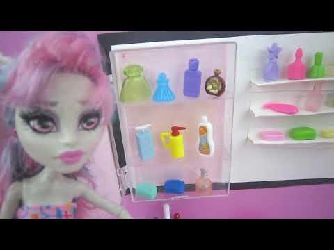 Manualidades para muñecas: Cómo hacer un botiquín para tu muñeca - EP 728