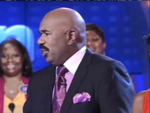 Family Feud - Hilarious Fast Money