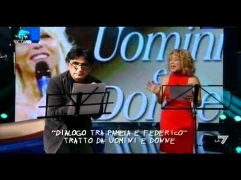 VICTOR VICTORIA – Nancy Brilli e Vincenzo Salemme leggono 'Uomni e donne'