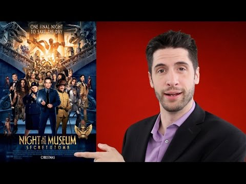 Night At The Museum: Secret Of The Tomb movie review