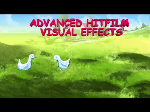 ADVANCED HITFILM EFFECTS with Ducks in 2D!!!