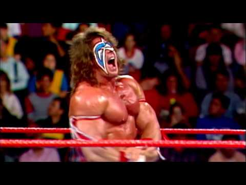 Ultimate Warrior is listed (or ranked) 12 on the list The Best Wrestling Entrance Songs