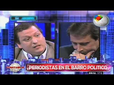 Periodistas vs. Periodistas: la batalla en los medios