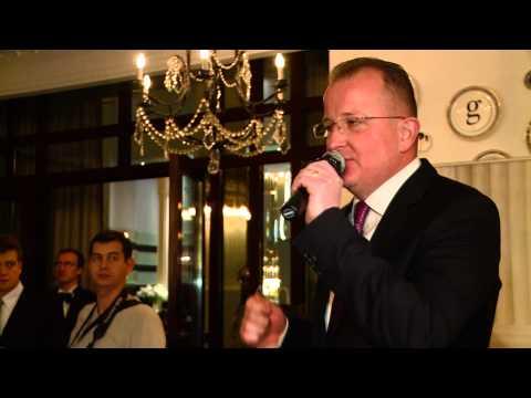 Harvard Club Of Poland - Christmas Party 2012 ( Harvard Klub Polska - Wigilia - Hotel Bristol )